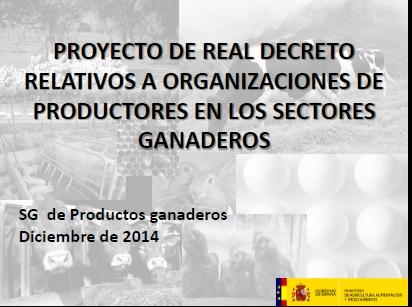 SG Productos Ganaderos 2014